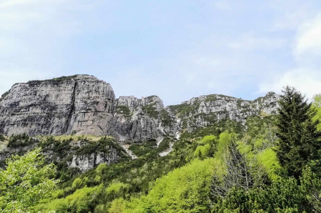 La Corna Blacca vista dal Paio