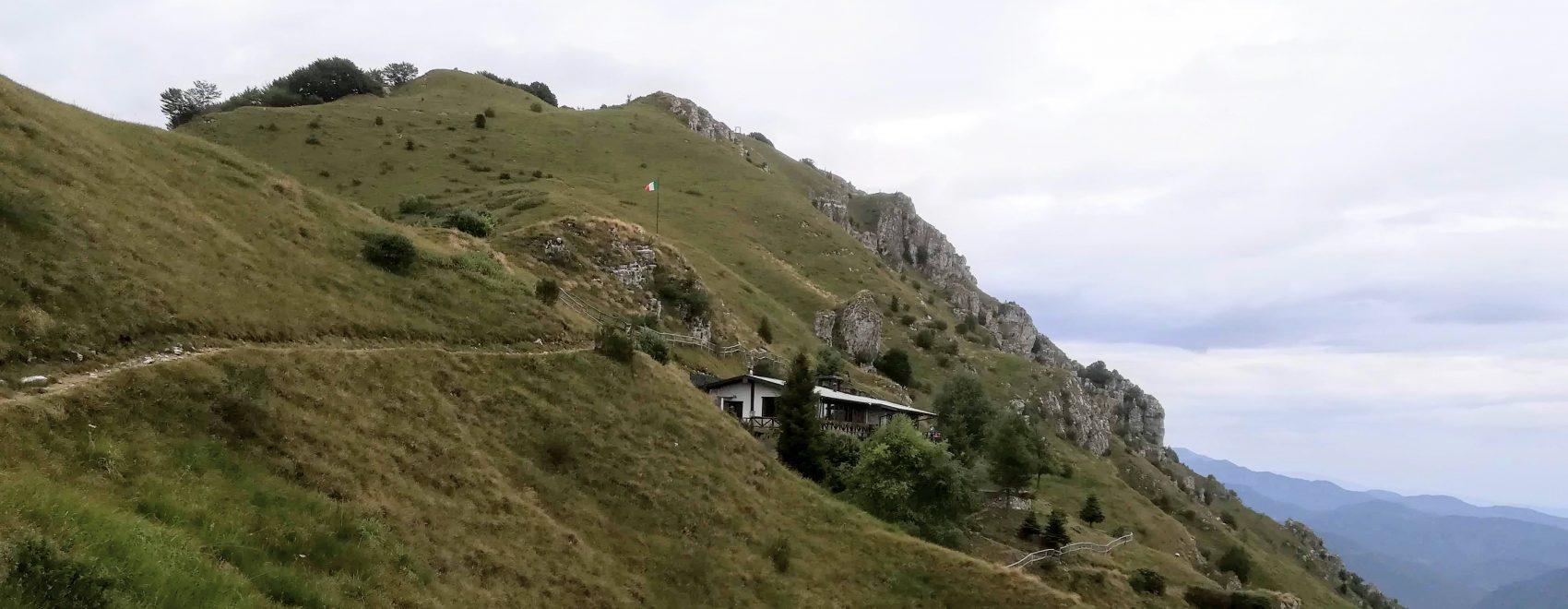rifugio Nasego alla Corna di Savallo Savallo