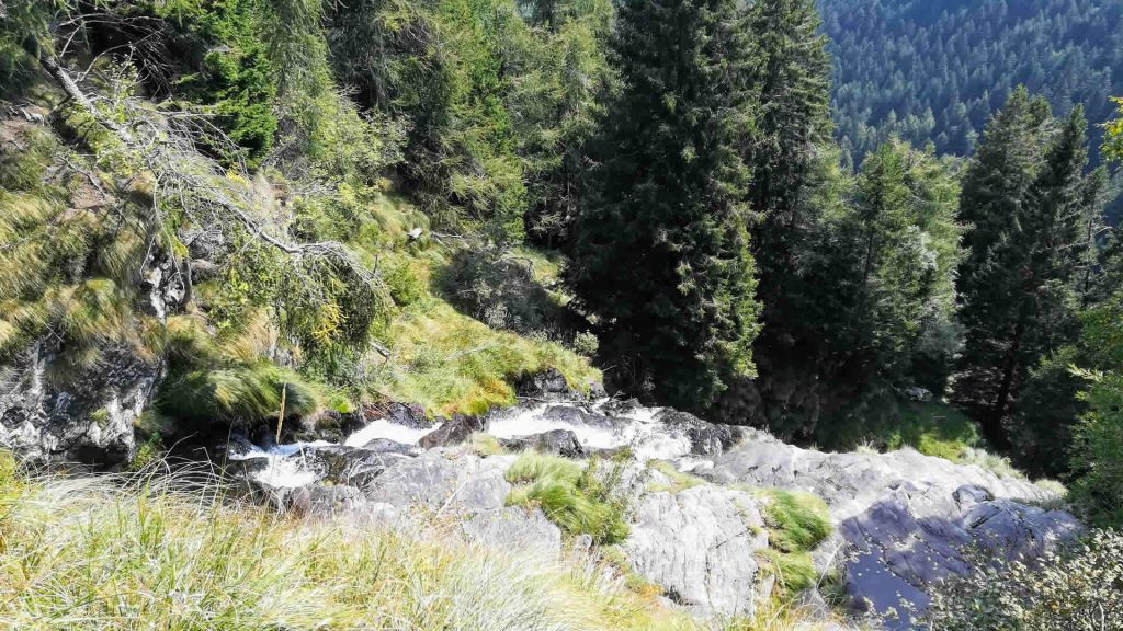 Cascata di Dasdana