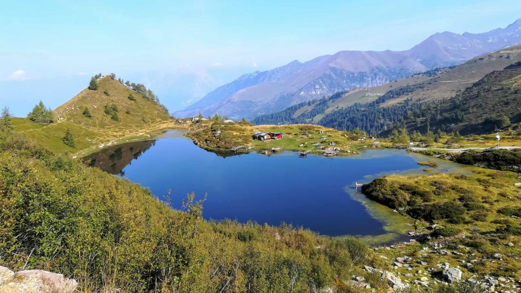 Lago di Lavena