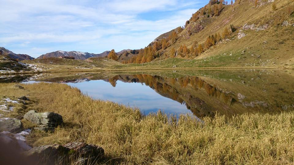 il primo lago