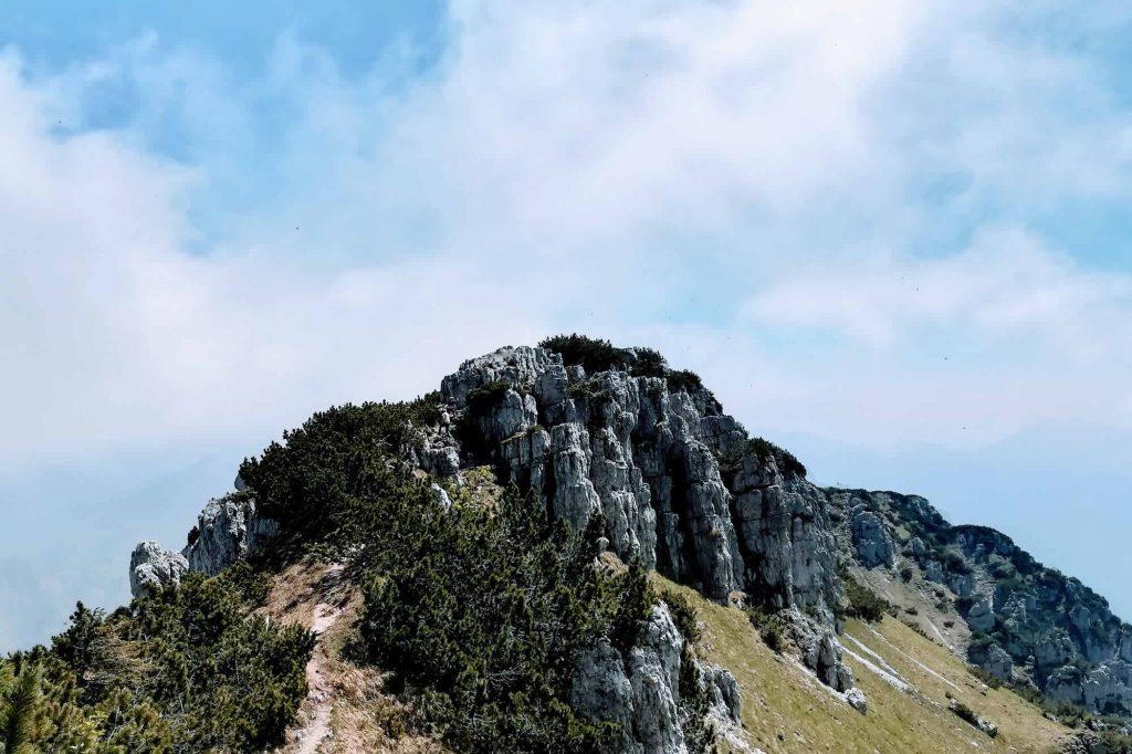 cima est Corna Blacca