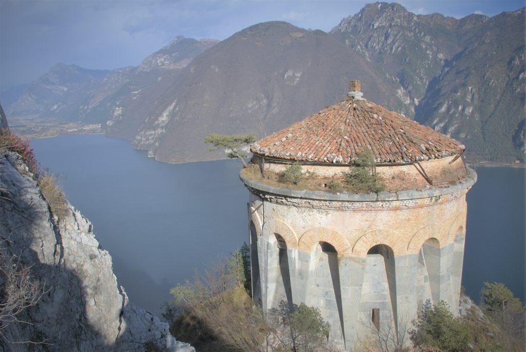 Osservatorio nella parte sommitale della