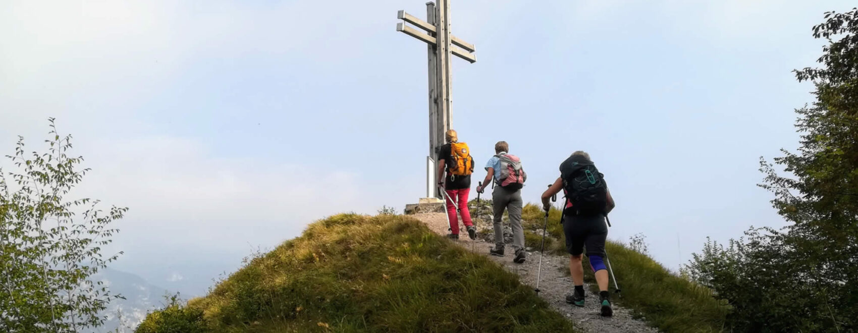 Ormai giunti alla Croce di Perle