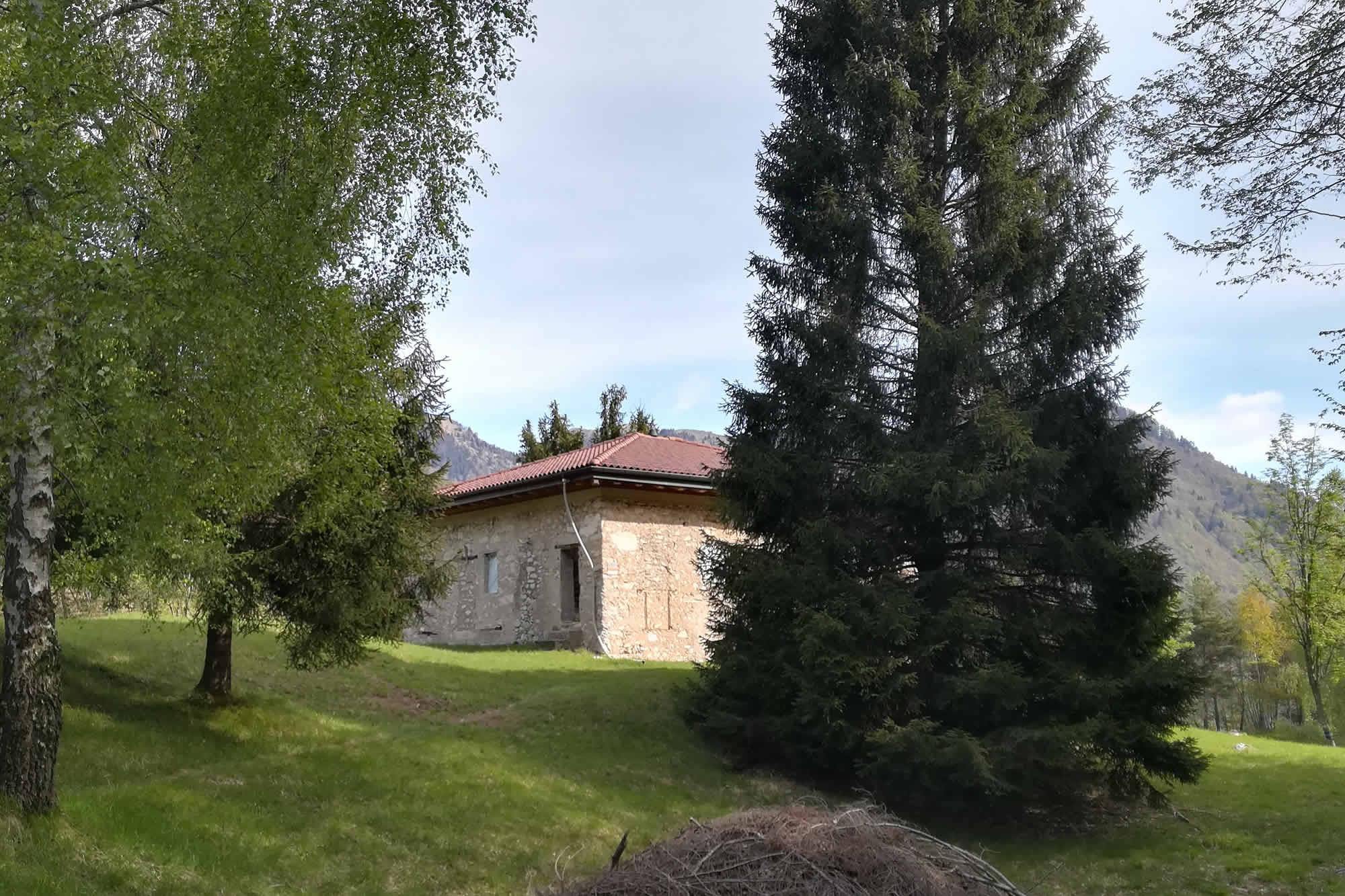 Edificio di origine militare